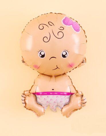 Bebis / Gender reveal Folieballonger