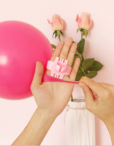 Ballong knytare