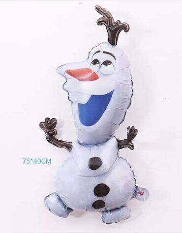 Folieballong, Olaf, Frost 2