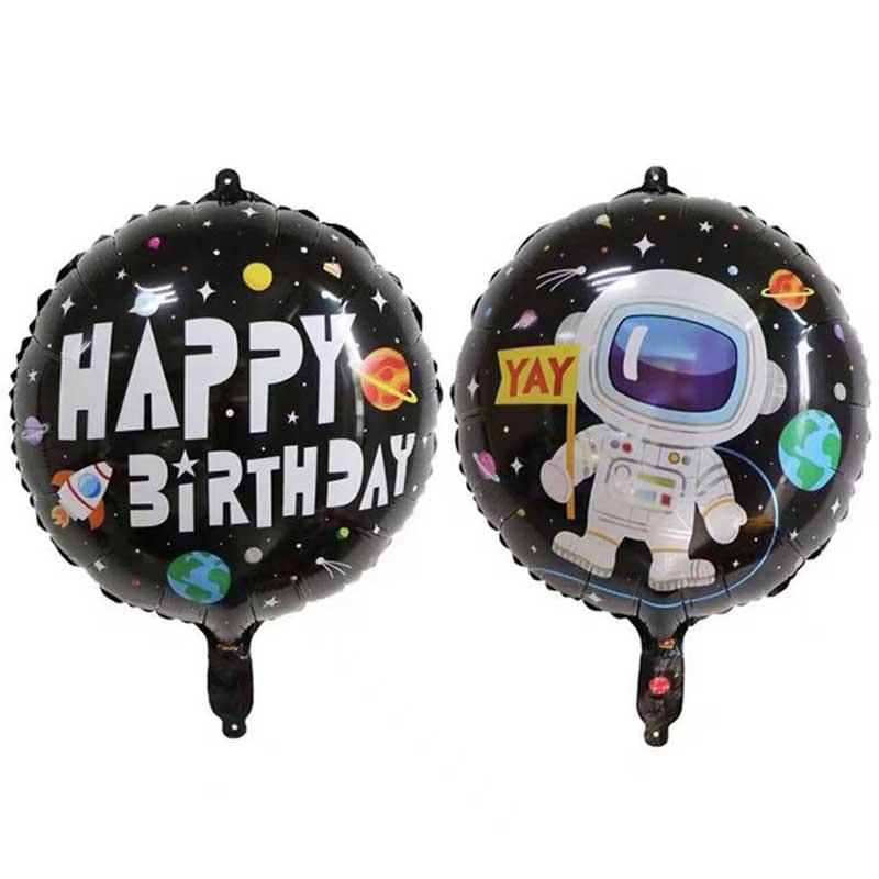 folieballong rymd