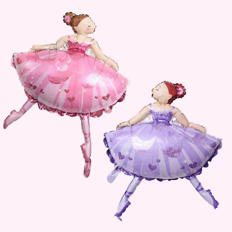folieballong ballerinor