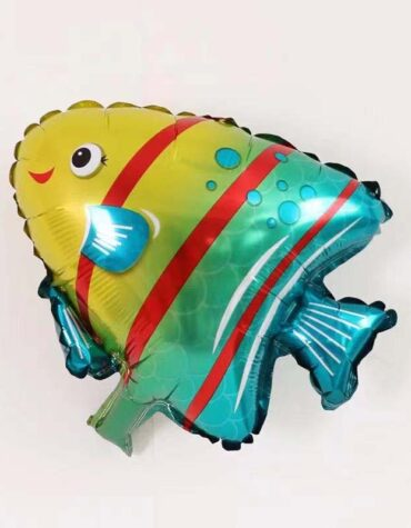 folieballong fisk