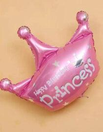 folieballong princess krona