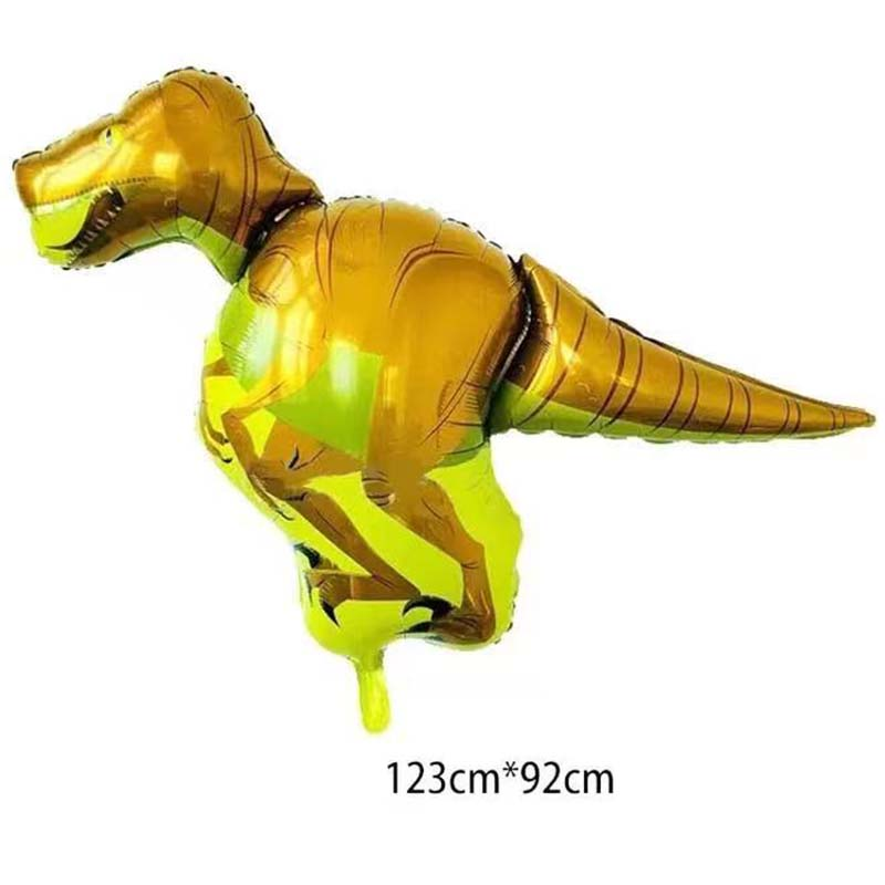folieballong dinosaurie velociraptor