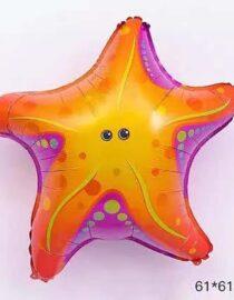 folieballong sjöstjärna