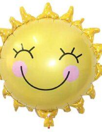 folieballong sol